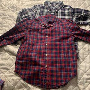 Ralph Lauren Dress Shirts